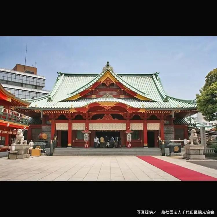 來東京值得一游的十間神社 - LIVE JAPAN (日本的旅行·旅游·體驗向導)
