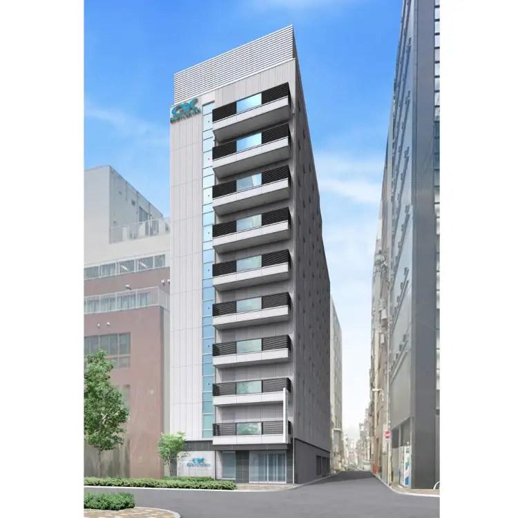 Keikyu Ex Inn Akihabara Akihabara Hotels Live Japan