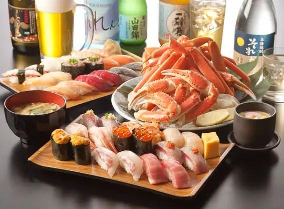 雛鮨 新宿三丁目店 メニュー:宴會・食べ放題 - ぐるなび