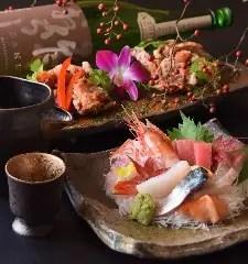 酒彩・食彩 奏嵐 メニュー:季節の宴會コース - ぐるなび