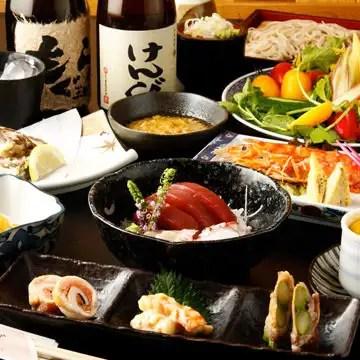 日本全國美味い物居酒屋 新橋 健美(新橋/麺料理・そば(蕎麥)・居酒屋) - gooグルメ