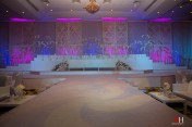 Dubai, wedding, stage, decoration