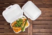 styrofoam makanan