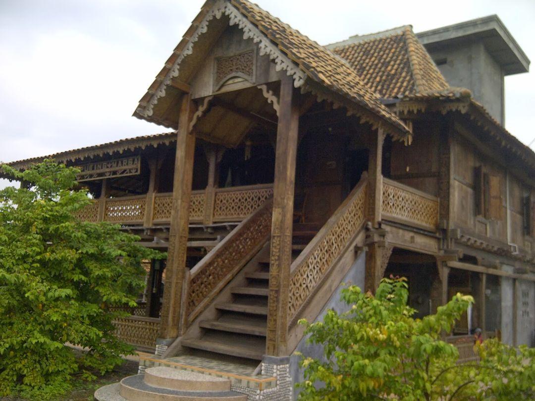 Rumah Betang Adalah Rumah Adat Provinsi