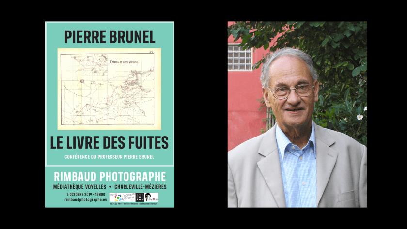 Conférence de Pierre Brunel