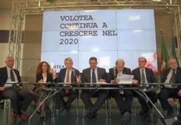 Volotea, continua a crescere nel 2020. Prima compagnia per numero di voli a Genova