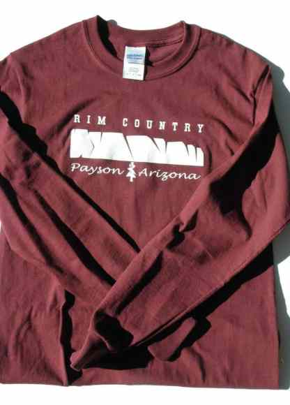 Rim Country Long-Sleeved T