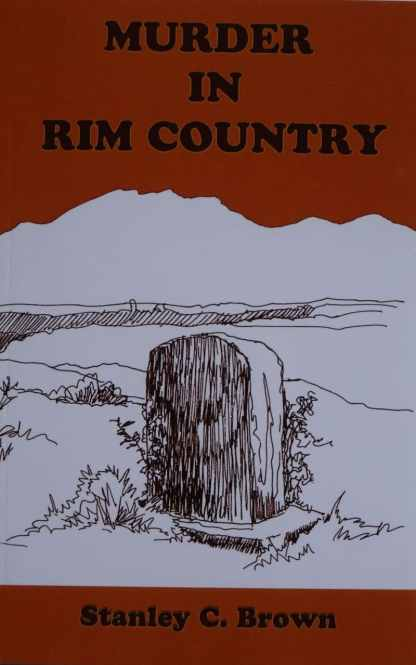 Murder in Rim Country