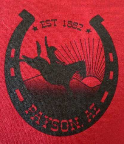 Payson Horseshoe T-shirt