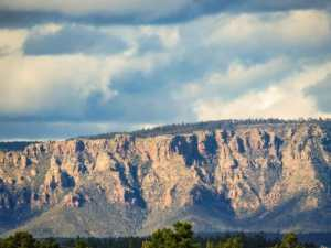 Rim Country is named for the Mogollon Rim.