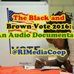 The Black and Brown Vote 2016