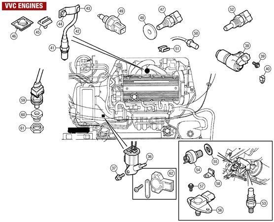 Engine Oil Temperature Sensor Also Oil System Flow Diagram