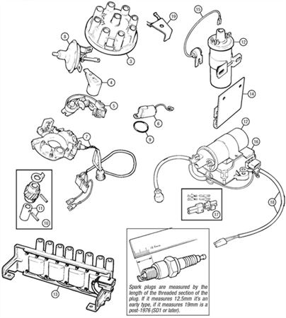 Mallory Ignition Distributor Wiring Diagram MSD 6AL