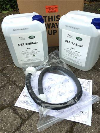 diesel exhaust fluid lr104014 genuine