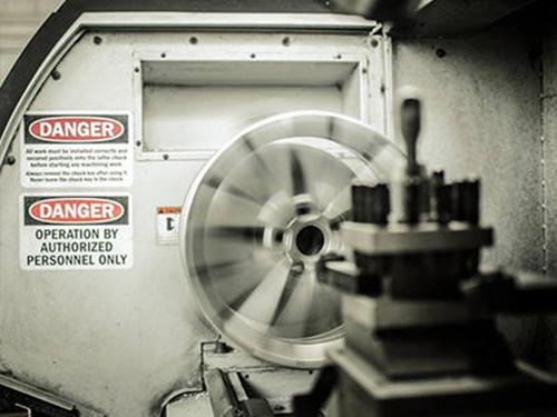 CNC Rim Repair