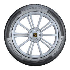 Continental UltraContact UC6 - 255/45R18 (99Y)