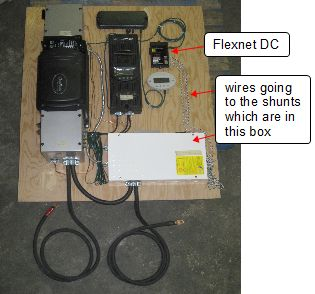 solar panel charge controller circuit diagram 240 volt wiring for motorhome amp hour meter (battery status monitor)