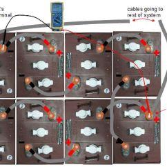 Wiring Diagram 12 Volt Solar System The Open Window By Saki Plot Measuring Battery Bank Voltage