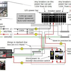 Mercedes Benz Sprinter Radio Wiring Diagram Application Integration Architecture Off Grid Solar Power System On An Rv (recreational Vehicle) Or Motorhome - Page 3