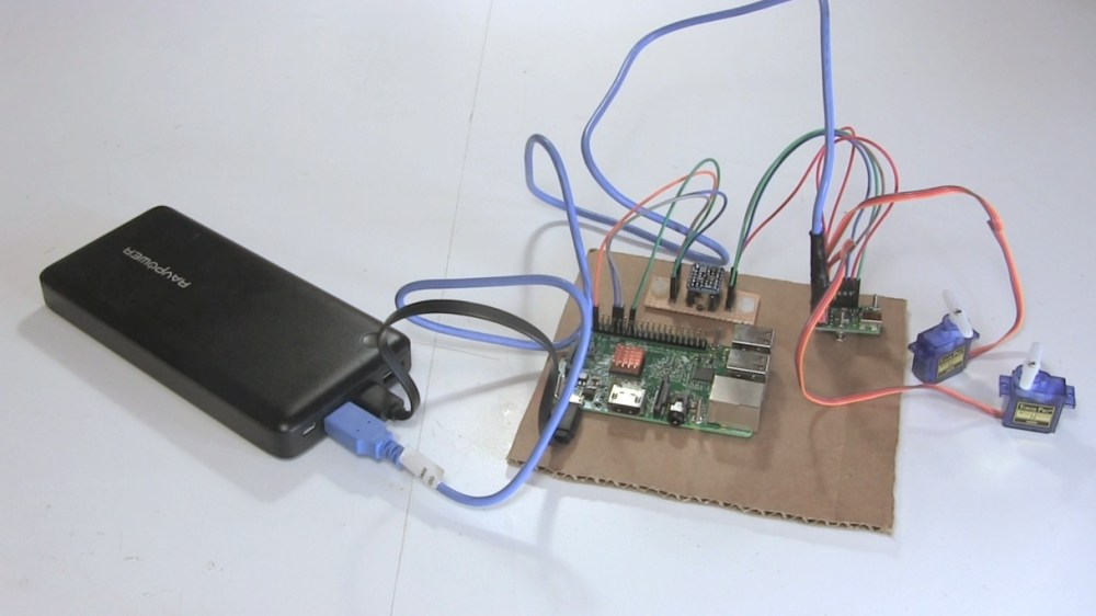 medium resolution of the new usb power cable connected to a phone charger and to a maestro motor controller