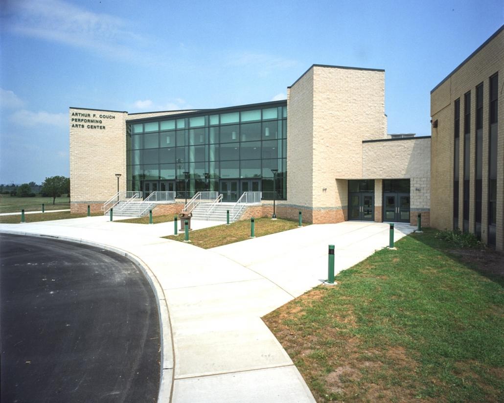 Secaucus HS Performing Arts Center  The Rinaldi Group