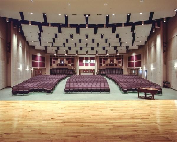 Secaucus . Performing Arts Center - Rinaldi Group