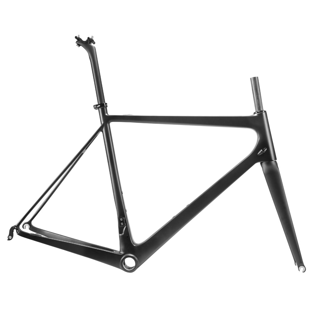 lightweight road frame design