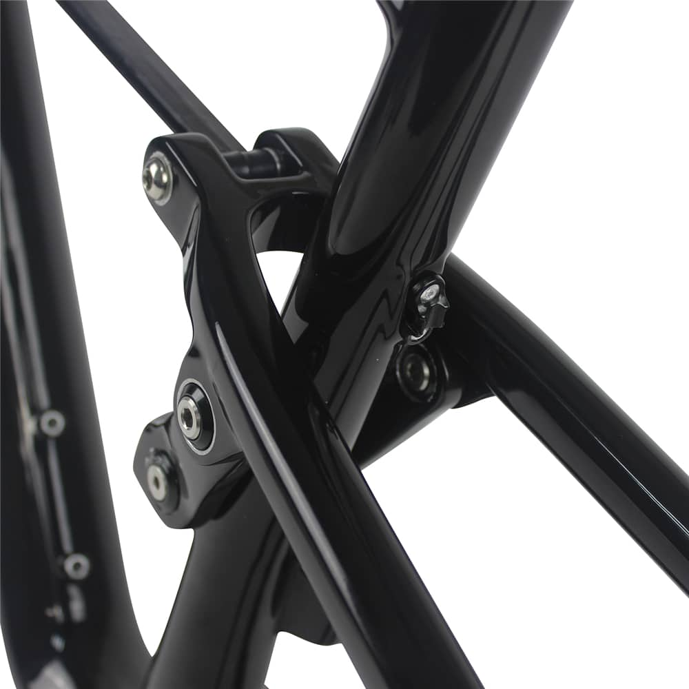 29er suspension mtb frame travel
