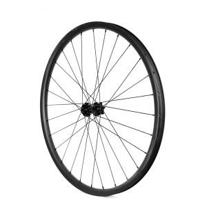 Carbon Fiber Mountain Bike 29er Tubeless Wheelset | Asymmetry and Symmetry