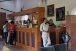 Cafe dari dalam