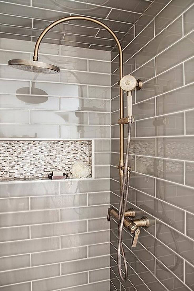 32 Best Shower Tile Ideas That Will Transform Your ...