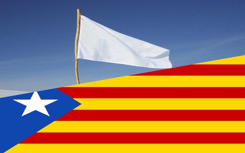 Cataluña rendición