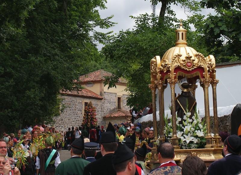 San Antonio de Cangas de Onís