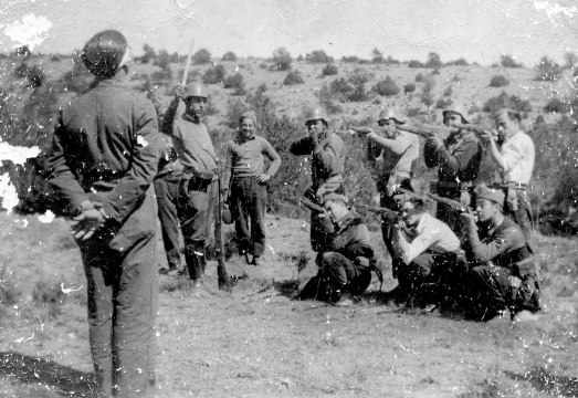 Fusilamientos Guerra Civil