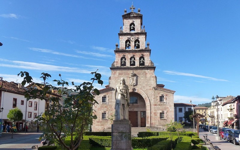 Iglesia de Cangas de Onís