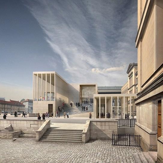 James Simon Gallery (Berlín) / David Chipperfield