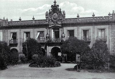 Antiguo hospicio provincial de Oviedo