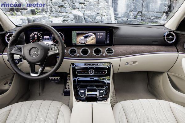Mercedes Benz E Class All-Terrain 2017