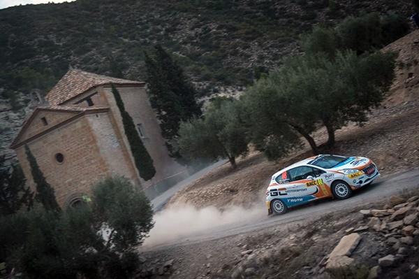 Joel Guerrero Rallye RACC