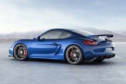 Porsche desarrolla el Cayman GT4 Clubsport