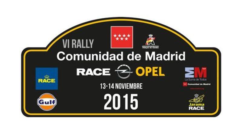 Placa Rallye CAM RACE