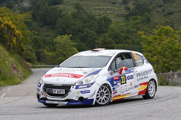 Suarez Peugeot Raly Team