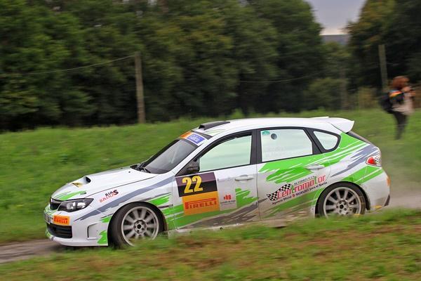 Felix Macias Top Ten Pirelli
