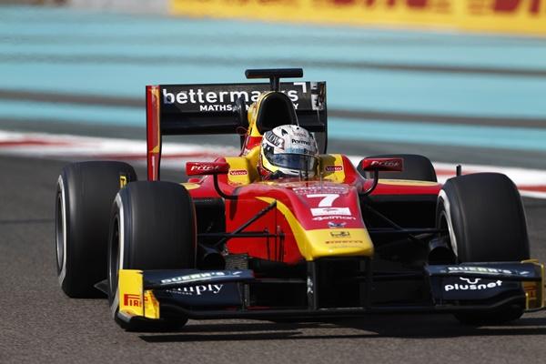 Rossi Racing Engineering GP2 Abu Dhabi