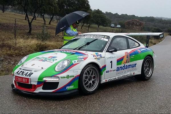 Aznar Porsche 911