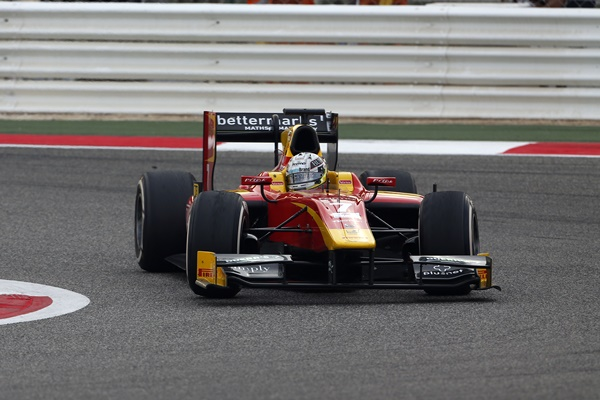 Jordan King GP2 Barhein Racing Engineering