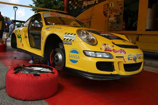 Maldonado Porsche 911