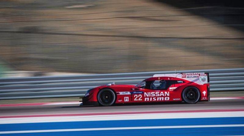 Nissan LMP1 WEC