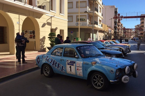 Rallye 1000 curvas 2015