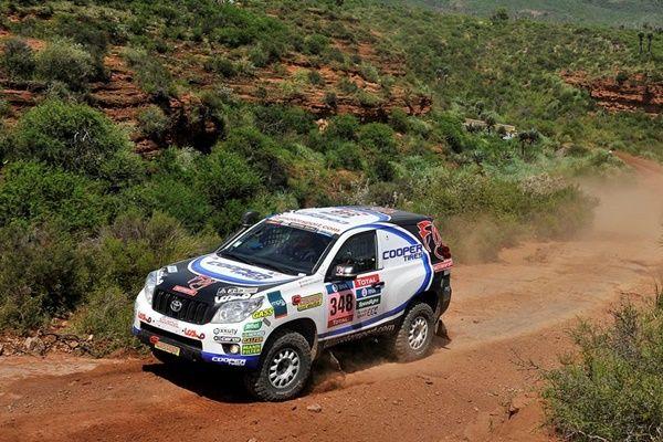 Foj Motorsport CooperTires Etapa 2 Dakar 2016